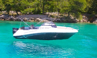 2016 Prince Sundeck 625 for Daily Rental in Croatia