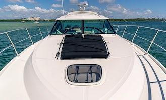 45′ Searay Motor Yacht in Ft Lauderdale
