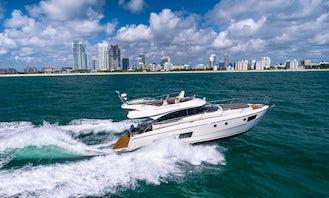 45′ Bavaria Motor Yacht in Fort Lauderdale