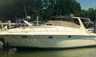 42' Regal Yacht Rental in Fort Washington, Maryland