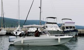 2021 Atlantic 670 open 271612kk in Croatia