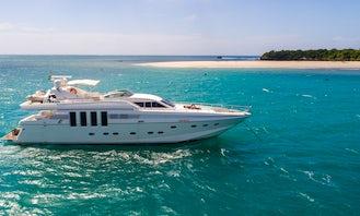 Sea Leopard Yacht Zanzibar