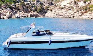 Explore Porto Rotondo, archipelagola maddalena or porto cervo, Sardegna on a Beautiful Motor Yacht
