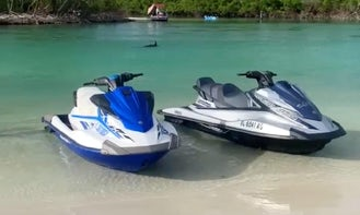 Yamaha VX Deluxe Jet Skis for Rent in SWFL