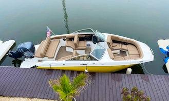 2021 Cobalt 23SC Powerboat in Seaside Heights.  Brand new boat.