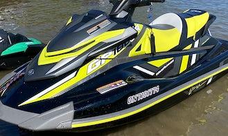 2020 Yamaha WaveRunner GP1800R