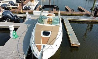 2010 Sea Ray Sundancer 28ft Yacht Charter in Freeport
