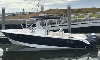 27' Edgewater Center Console with Enclosed Bathroom in St. Augustine, Florida