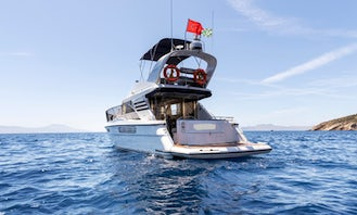 Motor Yacht in Bodrum for Daily Charters (Suitable for couples / small groups up to 6 people)
