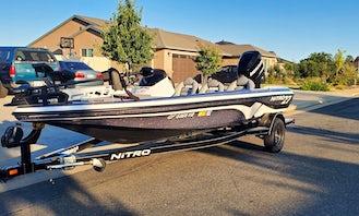Nitro Z-7 Bass Boat