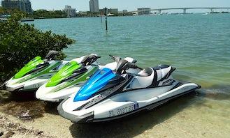 Yamaha EX Jetski and Stand up Jetski Rentals in Orlando FL