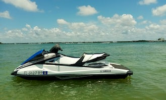 Awesome NEW Yamaha Waverunner Jetskis Rentals in Clearwater
