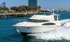 Large Luxury 50ft Power Yacht - Fun With Family, Friends & Good Vibes