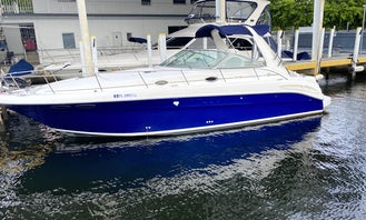 Sea Ray Sundancer 35' Party Motor Yacht in Miami