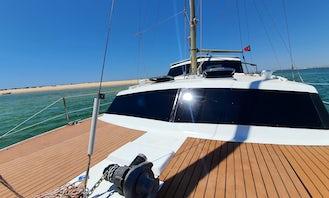 Luxury Catamaran Charter in Faro