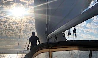 Cast-off, Sail away on a 46' Bavaria Sloop Sailing Yacht !!