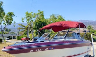 21ft V8 Sea Ray Powerboat in Santa Barbara!!!