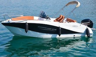 Barracuda 545 Open