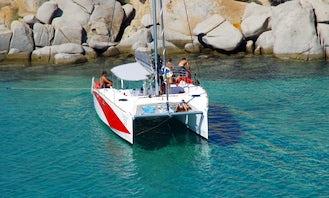 Catamaran Aventura 33 (ALL INCLUSIVE TOUR)