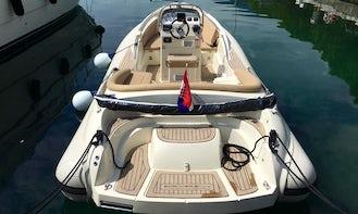 Scanner Envy 710 RIB Boat Charter in Opatija