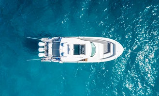 40' Regal Luxury Yacht Rental in St.Cloud, Florida
