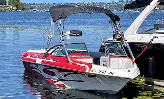 MB sport Wakeboarding Boat in Seattle / kirkland / bellevue