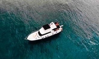 52' Motor Yacht for Charter in Antalya