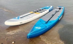 Solstice Touring 11' Paddle Board for rent Idaho Falls