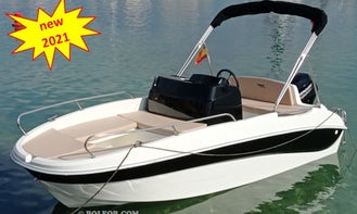 Rent this boat B460 'Doris' without licence in Palma, Spain