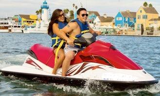 2018 Turbo Honda Jetski for Fun Day in Marina Del Rey