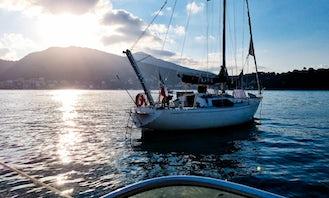 Sailing Cirrus 34 Sloop for rent in Bocca Di Magra, Italy
