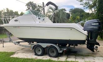 24ft Sailfish 234 for Rent in Jacksonville Beach