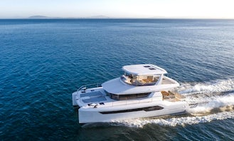 2021 LEOPARD 53 Yacht for Charter in the Seychelles