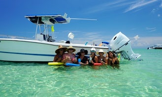 4-Hour Private Charter in Key West with Captain Zak