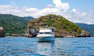Private Yacht in Puerto Vallarta