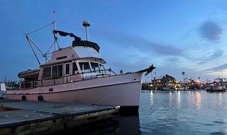 36ft Grand Banks 1969 Vintage Trawler in Oxnard