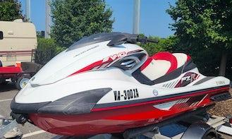 2017 Yamaha supercharged Jetski for Rent in Chesapeake