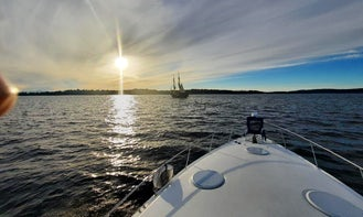 Captained Charter On 39ft Cruisers Yachts In Kirkland, Washington