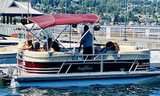 Awesome Sunchaser Pontoon Boat for Rental in Renton
