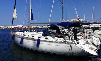 Charter Dufour 45' Cruising Monohull in Sicily, Italy