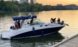 Sea Ray 300 Yacht Charter for $250/hr Weekend- $200/hr weekday- 8 people