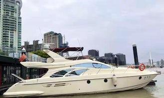 Azimut 50 Motor Yacht in Shanghai Shi, China
