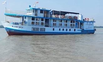 MV Kokilmoni 85' Long Tourist Vessel Sundarban, Bangladesh