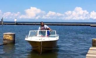 Power boating in NOLA (Louisiana)🎣🚤