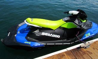 New 3 Seater SeaDoo Spark Blue/Green in Marina del Rey, CA