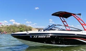 2019 Yamaha AR195 Wakeboat for Watersports and More! Enjoy Lake Havasu!!