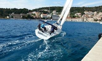 Cruising in Hvar