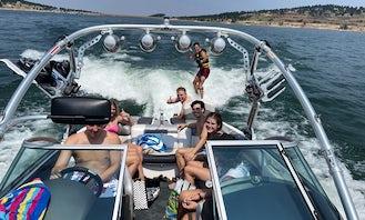 Ski/surf/cruise-Mastercraft x25 for Denver area lakes