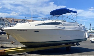 26' Cierra Bayliner Yacht for Daily Charter in New York