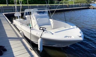Release 180RX Center Console Fishing 🐠 & Entertainment 🍾 Boat in St. Augustine